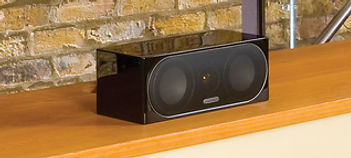 Monitor Audio Radius loudspeakers, Monitor Audio speakers, Radius R200, centre speaker, compact speaker, the little audio company,