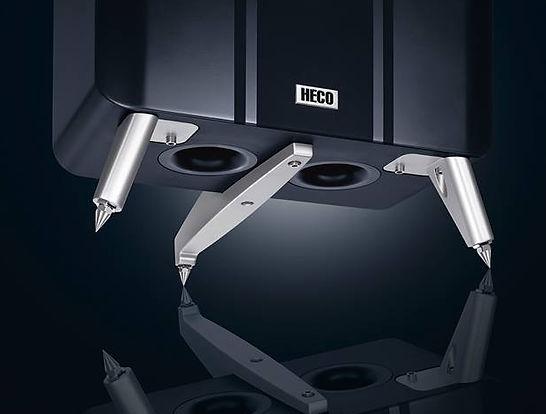 heco direkt einklang loudspeakers, the little audio company,