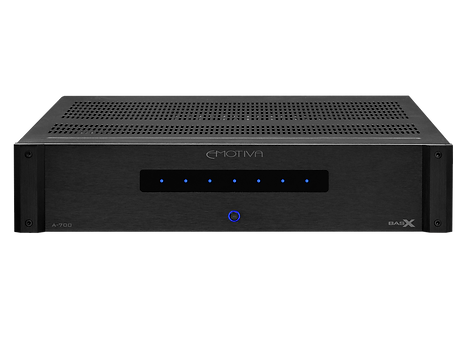 Emotiva multi-channel power amplifiers