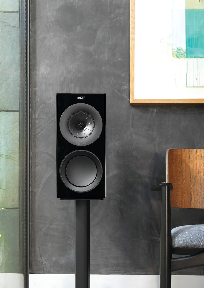 kef r3 at the little audio company