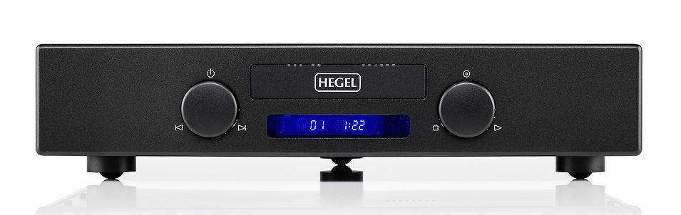 Hegel Mohican Compact Disc Player