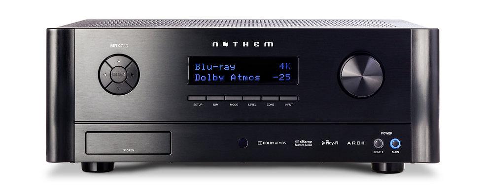Anthem MRX-720 AV receiver, Anthem AV receiver, Anthem in Birmingham,