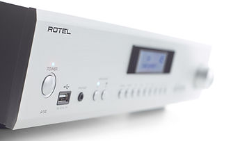click here for Rotel hifi amplifiers at the little audio company,
