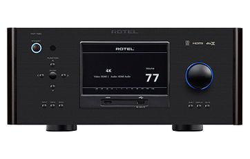 click here for Rotel home theatre processors,