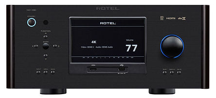 click here for Rotel home theatre receiver,