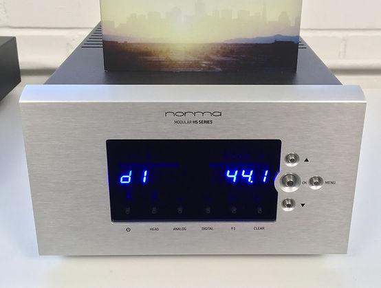 Norma Audio HS-IPA1 hifi amplifier,
