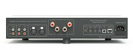 Hegel Rost integrated streaming amplifier