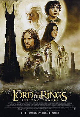 Lord Of The Rings - The Two Towers,