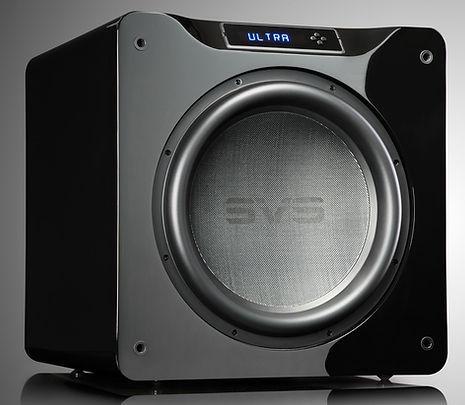SVS SB16 Ultra subwoofer, the little audio company, SVS in birmingham, home theatre subwoofer, home cinema subwoofer,