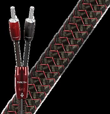 AudioQuest Type 9+ speaker cable,