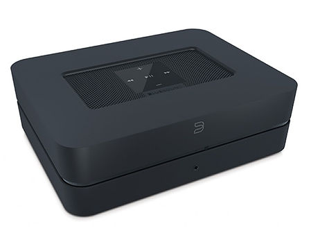 Bluesound PowerNode 2i amplifier, streaming amplifier, media server, class d amplifier, TIDAL MQA, Spotify, multi-room, the little audio company,