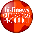 HiFi News Outstanding product review,