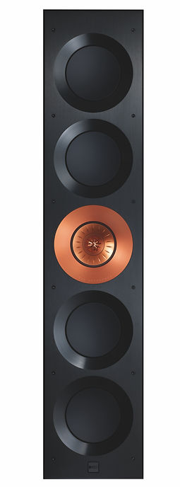 KEF Ci5160 Reference THX in-wall loudspeakers, the little audio company,