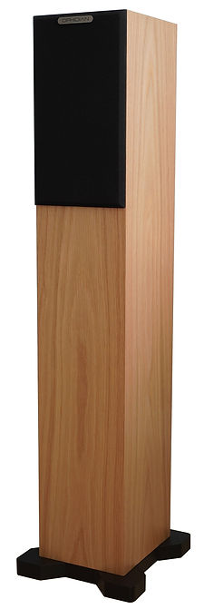 Ophidian Mambo 2 in oak with grilles,