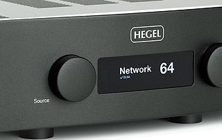 click here for the Hegel H390 streaming amplifier,