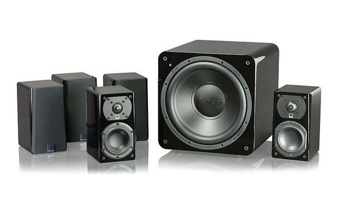 SVS 5.1 system, home theatre package, home cinema package, AV speaker package, sub/sat speaker system, SVS SB1000 subwoofer, the little audio company,