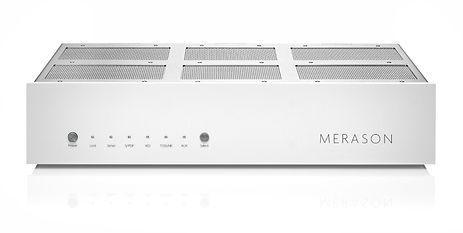 Merason DACs at the little audio company,