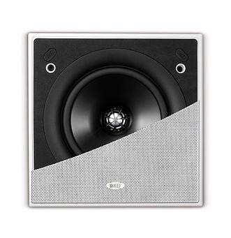 KEF in-ceiling speakers, KEF Ci160qr in-ceiling speaker, KEF Ci-160QS in-ceiling speakers, the little audio company, UniQ in-ceiling speaker,