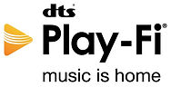 DTS Play-Fi streaming capability,