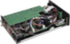inside the Exposure XM5 amplifier,
