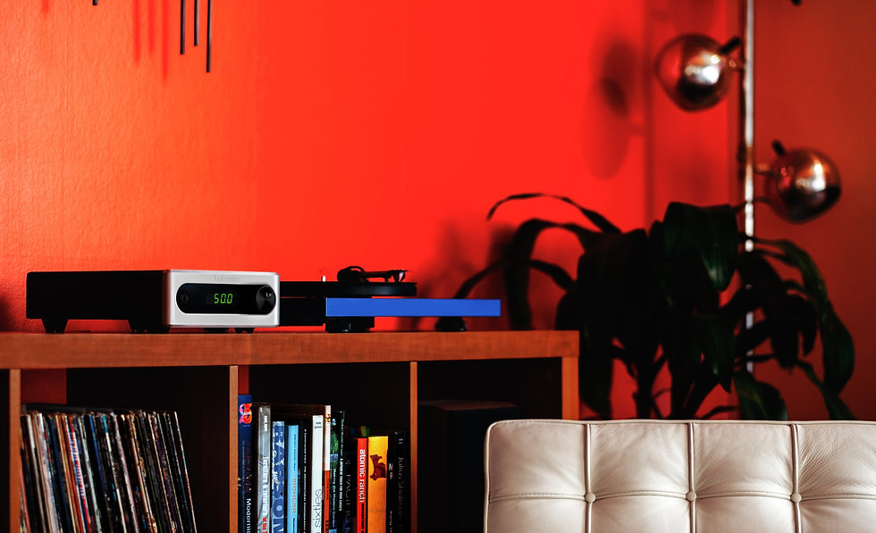 bel canto c5i integrated amplifier