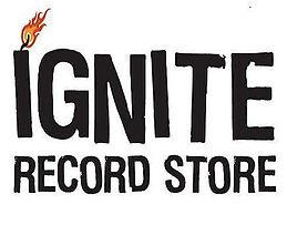 Ignite record store birmingham,