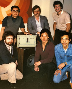 Sony PCM recorder development,