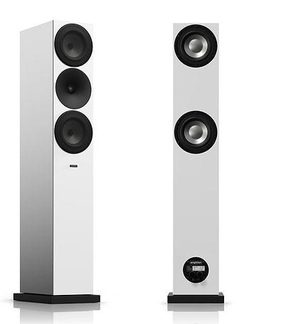 Amphion Argon 7LS loudspeakers, the little audio company,