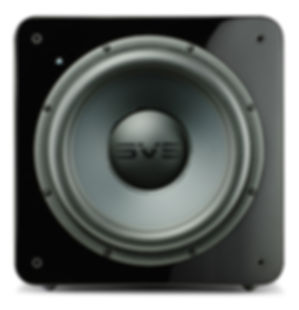 SVS SB2000 Pro home theatre subwoofer in gloss black,