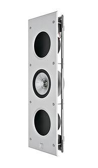 KEF in-wall speakers, KEF Ci3160rl thx in-wall speaker, the little audio company, thx in-wall speakers