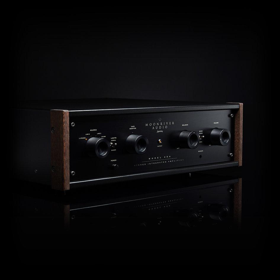 moonriver 404 integrated amplifier