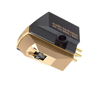 Audio Technica AT-OC9ml/II Moving Coil Cartridge,
