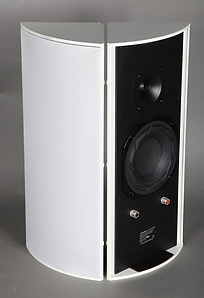 flexible mount loudspeakers, Cornered Audio loudspeakers,