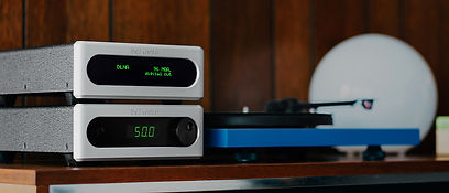 click here for Bel Canto amplifiers,