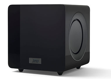 KEF subwoofers, KEF hifi subwoofers, KEF force cancelling subwoofers,