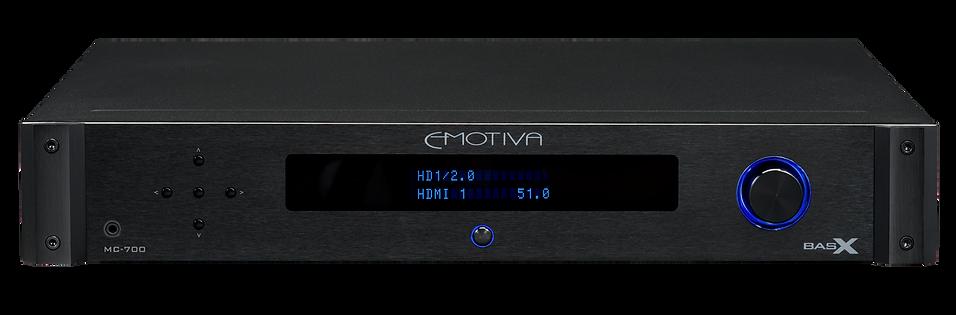 Emotiva MC-700 home theatre processor,