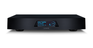 click here for the Lumin T2 music streamer,