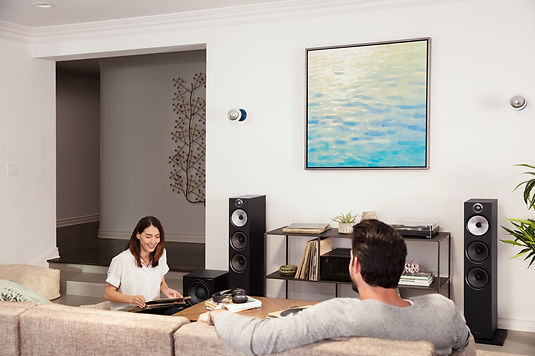 Bowers and Wilkins 603 Anniversary loudspeakers,