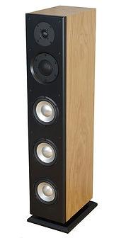 Ophidian P Series loudspeakers,