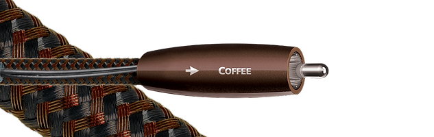 audioquest coffee, audioquest coax cables,