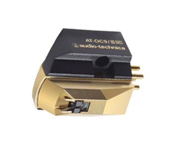 Audio Technica AT-OC9/III cartridge, audio technica moving coil cartridge, turntable stylus, turntable cartridge, the little audio company,