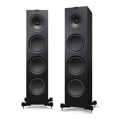 KEF Q950 loudspeakers,