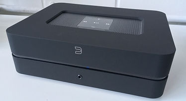 click here for Bluesound digital hifi amplifiers at the little audio company,