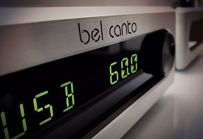 click here for the Bel Canto C5i integrated amplifier,
