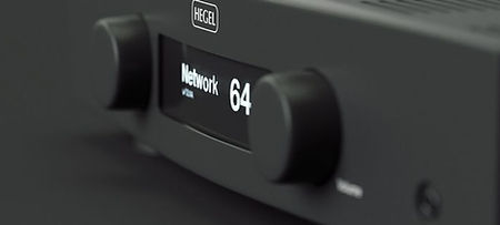 click here for the Hegel H190 integrated amplifier at the little audio company,