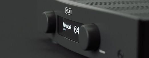 Hegel hi-fi amplifiers, Hegel integrated amplifiers,