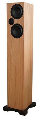 ophidian Mambo 2 loudspeakers in oak.jpg