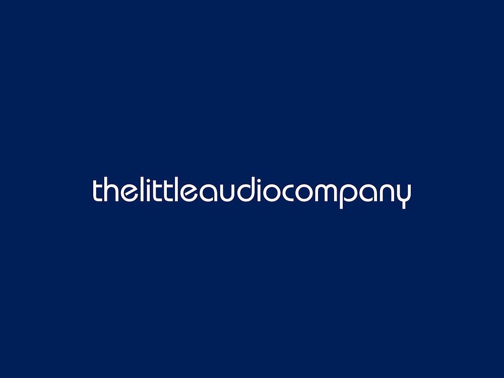 the little audio company logo