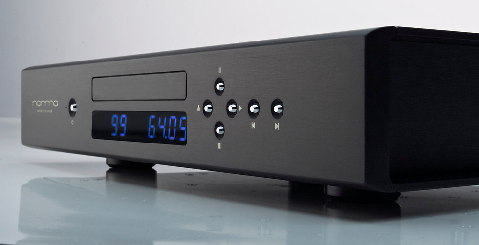 Norma Audio Revo DS1 compact disc player