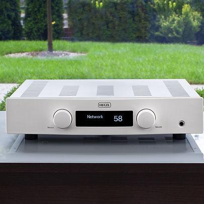 hegel rost amplifier, hegel music systems, hegel in Birmingham, the little audio company